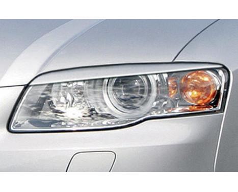 Koplampspoilers Audi A4 B7 2005-2008 (ABS)