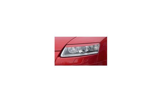 Koplampspoilers Audi A6 4F 2005-2008 (ABS)