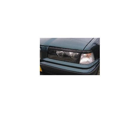 Koplampspoilers BMW 3-Serie E36 1991-1998 (ABS), Afbeelding 2