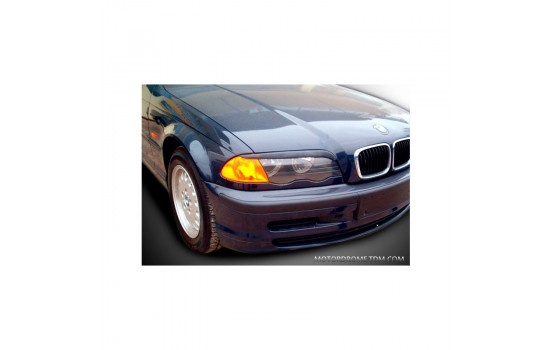 Koplampspoilers BMW 3-Serie E46 1998-2002 (ABS)