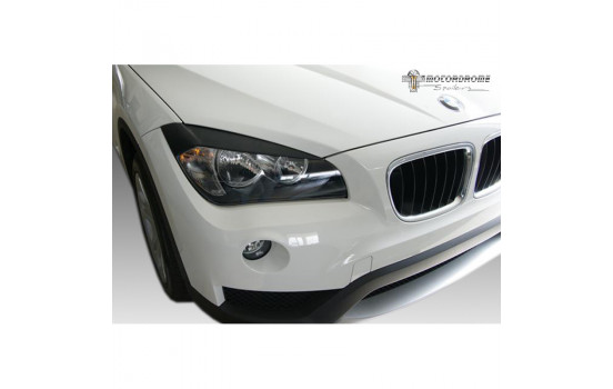 Koplampspoilers BMW X1 E84 2009-2015 (ABS)