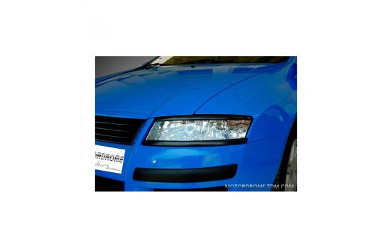 Koplampspoilers Fiat Stilo - Onderzijde (ABS)