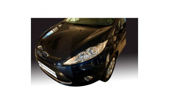 Koplampspoilers Ford Fiësta VII 2008-2013 (ABS)