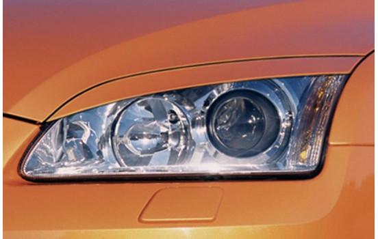 Koplampspoilers Ford Focus II 2005-2008 (ABS)
