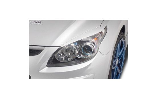 Koplampspoilers Hyundai i30 FD/FDH 2007-2012 (ABS)