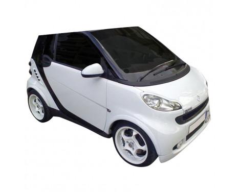 Koplampspoilers MCC Smart ForTwo (451) 2007-2014 (ABS)
