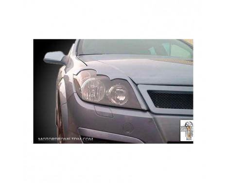 Koplampspoilers Opel Astra H 5-deurs 2004-2009 (ABS)