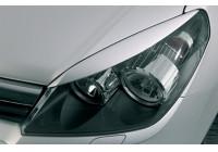 Koplampspoilers Opel Astra H GTC/5 deurs (ABS)