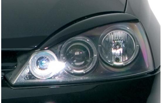 Koplampspoilers Opel Corsa C 2000-2006 (ABS)