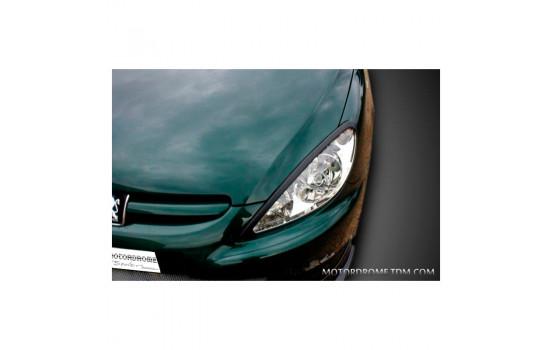 Koplampspoilers Peugeot 307 (ABS)