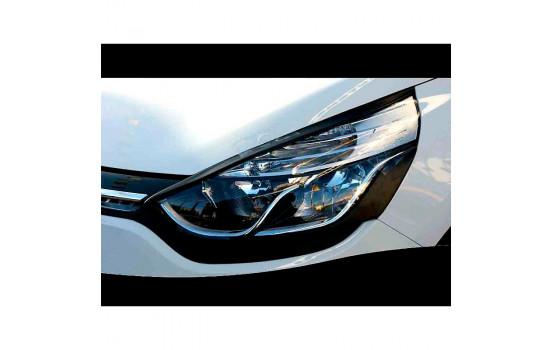 Koplampspoilers Renault Clio IV 2012- - Onderzijde (ABS)