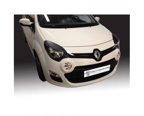 Koplampspoilers Renault Twingo III 2014- (ABS)