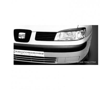 Koplampspoilers Seat Ibiza 6K2 1999-2002 (ABS)