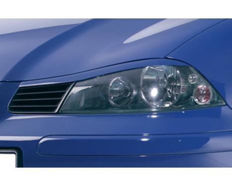 Koplampspoilers Seat Ibiza/Cordoba 6L 2002-2008 (ABS)