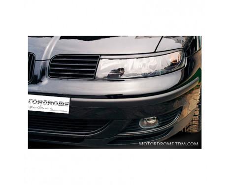 Koplampspoilers Seat Leon 1M 1999-2005 (ABS)