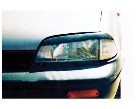 Koplampspoilers Suzuki Swift MK2/3 1989-1996 (ABS)