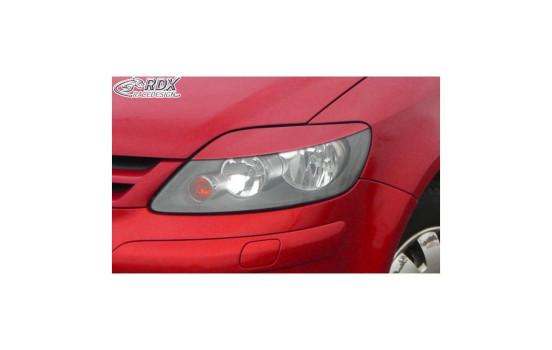 Koplampspoilers Volkswagen Golf V Plus 2005-2009 (ABS)