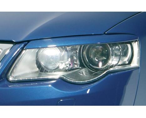 Koplampspoilers Volkswagen Passat 3C 2005- (ABS)