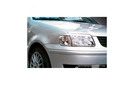 Koplampspoilers Volkswagen Polo 6N2 1999-2001 (ABS)