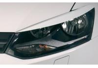 Koplampspoilers Volkswagen Polo 6R 2009- (ABS)