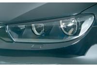 Koplampspoilers Volkswagen Scirocco 2008- (ABS)