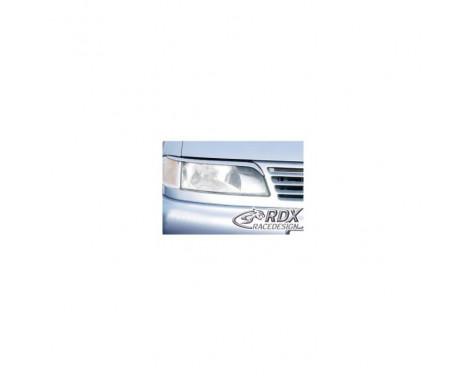 Koplampspoilers Volkswagen Sharan & Seat Alhambra -2000 (ABS)