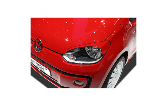 Koplampspoilers Volkswagen Up! 2012- (ABS)