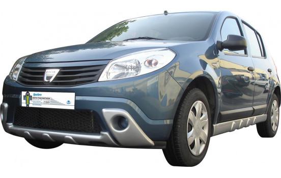 Mistlamp Covers Dacia Sandero 2008- (ABS)