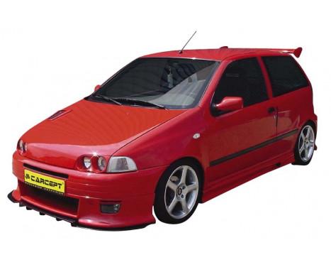 Carcept Voorspoiler Fiat Punto 1993-1999, Afbeelding 2