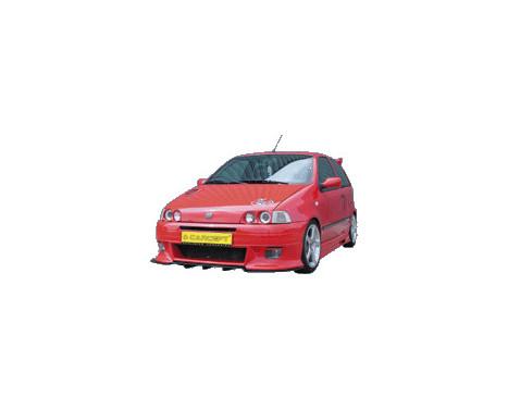 Carcept Voorspoiler Fiat Punto 1993-1999