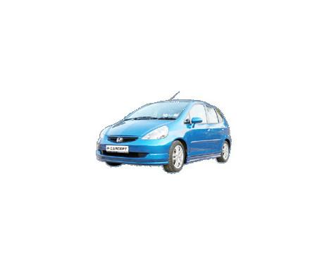 Carcept Voorspoiler Honda Jazz 2002-2006, Afbeelding 2