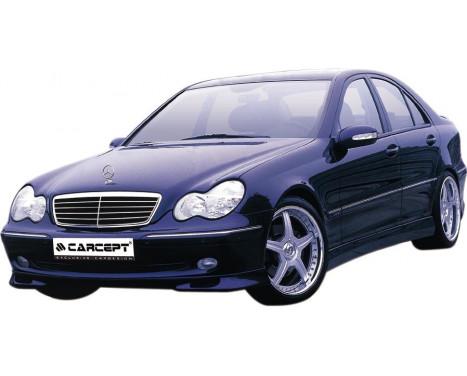 Carcept Voorspoiler Mercedes C-Klasse W203 2000-