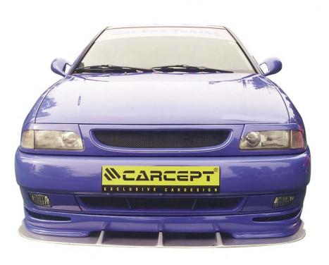 Carcept Voorspoiler Seat Ibiza 6K 1996-1999 'Basic' excl. Windsplitter, Afbeelding 3