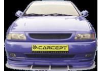 Carcept Voorspoiler Seat Ibiza 6K 1996-1999 'Basic' excl. Windsplitter