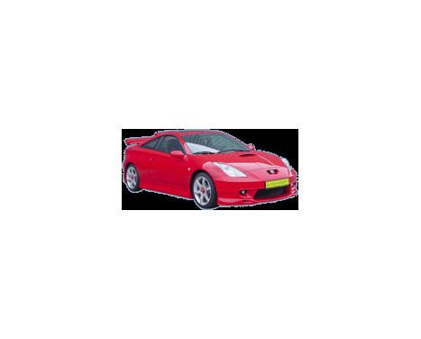 Carcept Voorspoiler Toyota Celica T23 1999-