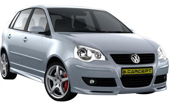 Carcept Voorspoiler Volkswagen Polo 9N2 2005-2009 'Styling'