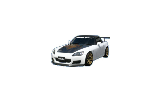 Chargespeed Voorspoiler Honda S2000 AP1 BottomLine (FRP)