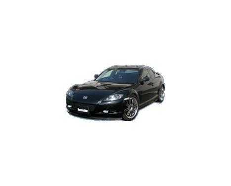 Chargespeed Voorspoiler Mazda RX-8 SE3P BottomLine (FRP)