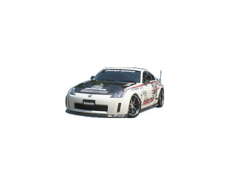 Chargespeed Voorspoiler Nissan 350Z Z33 BottomLine (FRP)