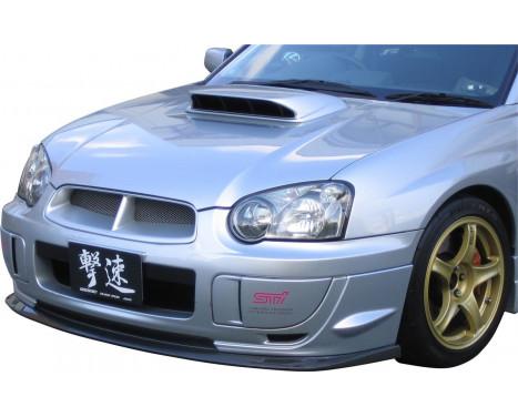 Chargespeed Voorspoiler Subaru Impreza GDB BottomLine Type1 (FRP) (C/D/E?
