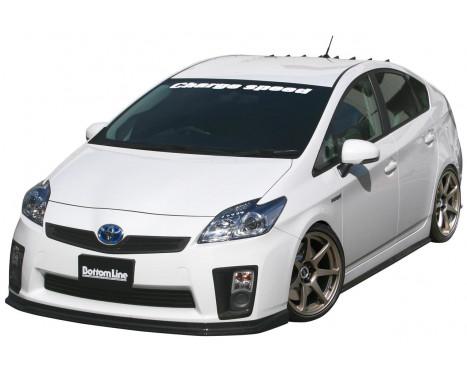 Chargespeed Voorspoiler Toyota Prius 3 Hybrid 2009- 'BottomLine' (FRP)