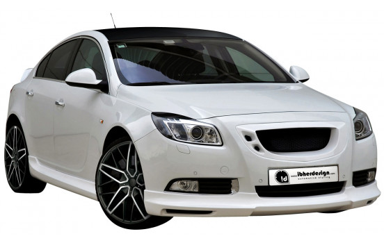 IBherdesign Voorspoiler Opel Insigina+Sports Tourer 11/2008- 'Kampala'