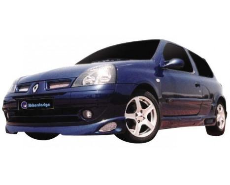 IBherdesign Voorspoiler Renault Clio III 2001- 'Atmo'
