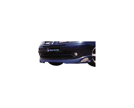 IBherdesign Voorspoiler Renault Clio III 2001- 'Atmo', Afbeelding 2