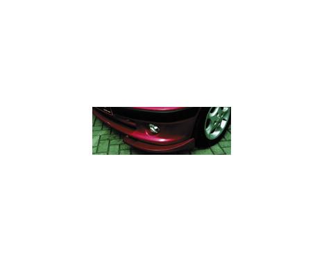 RGM Cornersplitters voorbumper Peugeot 106 1996- GTi/Ralley