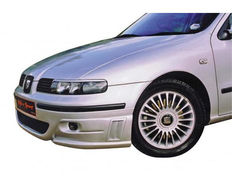 RGM Voorspoiler Seat Leon/Toledo 1M 1999-2005 + Luchtinlaten