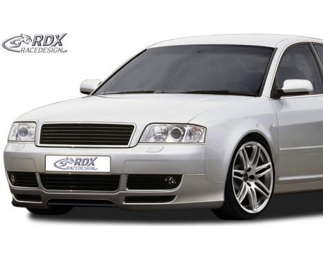 Voorspoiler Audi A6 4B/C5 2001-2004 (GFK)
