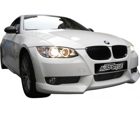 Voorspoiler BMW 3-Serie E92 Coupe 9/2006- 'A-Type' (PU)