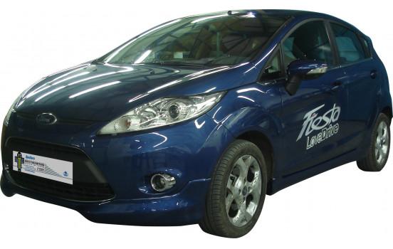 Voorspoiler (Corners) Ford Fiesta VII 9/2008- (ABS)