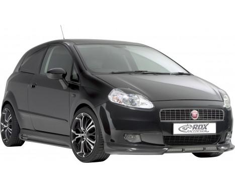 Voorspoiler Fiat Grande Punto 2005- (ABS)